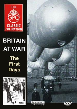 Rent Britain at War: The First Days Online DVD Rental