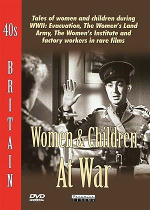 Rent 40s Britain: Women and Children at War Online DVD Rental