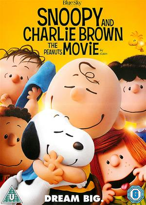 Snoopy and Charlie Brown: The Peanuts Movie Online DVD Rental