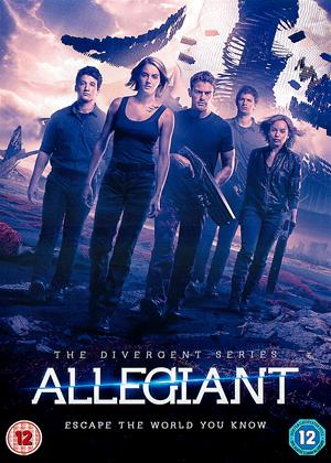 Rent Allegiant (aka The Divergent Series: Allegiant) Online DVD Rental