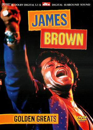 James Brown: Golden Greats Online DVD Rental