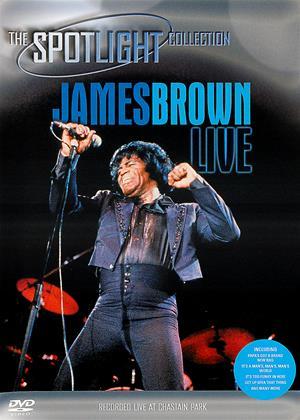 James Brown: Live Online DVD Rental