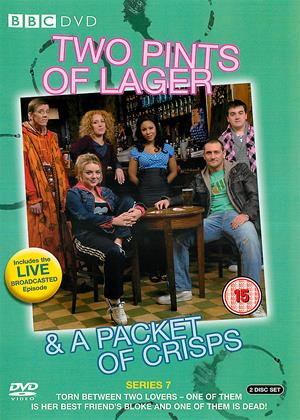 Two Pints of Lager and a Packet of Crisps: Series 7 Online DVD Rental