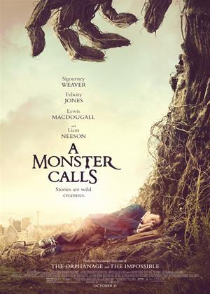 A Monster Calls Online DVD Rental