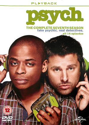 Psych: Series 7 Online DVD Rental