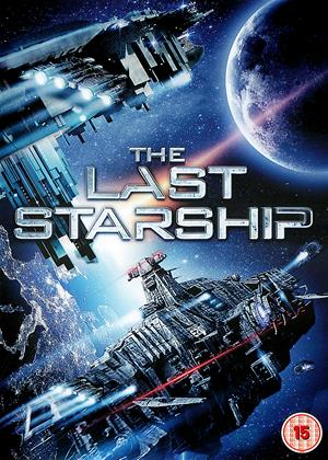 The Last Starship Online DVD Rental