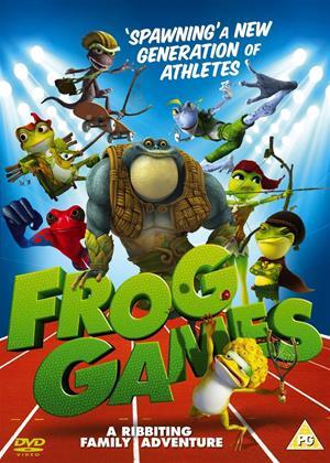 Frog Games Online DVD Rental