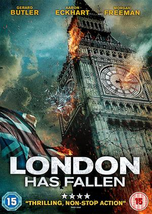 London Has Fallen Online DVD Rental