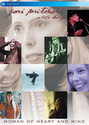 Rent Joni Mitchell: Woman of Heart and Mind Online DVD Rental