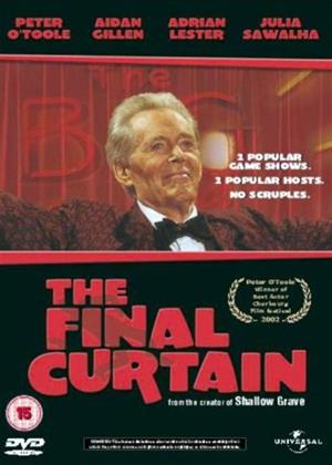 Rent The Final Curtain Online DVD Rental