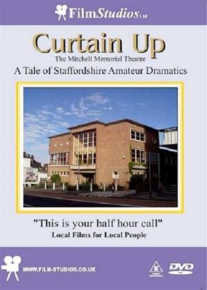 Rent Curtain Up: A Tale of Staffordshire Amateur Dramatics Online DVD Rental