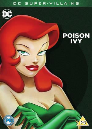 Rent DC Super-Villains: Poison Ivy Online DVD Rental