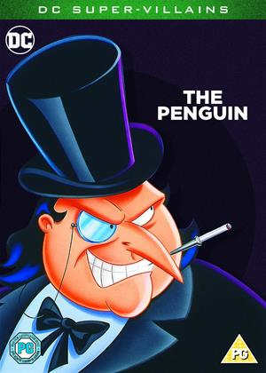 Rent DC Super-Villains: The Penguin Online DVD Rental