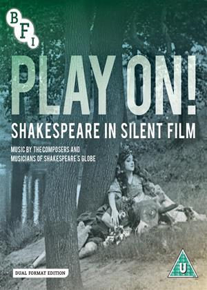 Rent Play On! Shakespeare in Silent Film Online DVD Rental