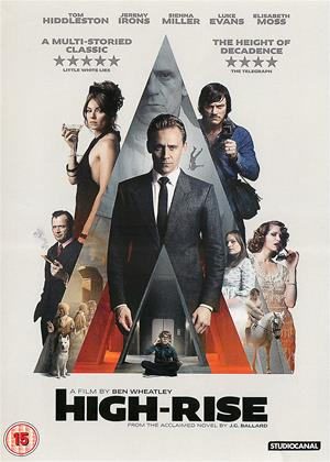 High-Rise Online DVD Rental