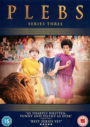 Plebs: Series 3 Online DVD Rental