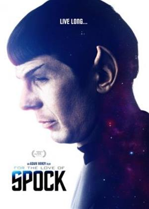 Rent For the Love of Spock Online DVD Rental