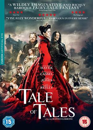 Tale of Tales Online DVD Rental