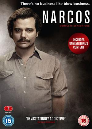 Narcos: Series 1 Online DVD Rental