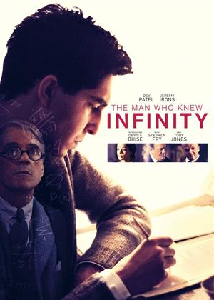 The Man Who Knew Infinity Online DVD Rental