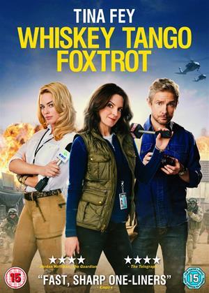 Whiskey Tango Foxtrot Online DVD Rental