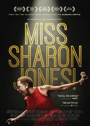 Miss Sharon Jones! Online DVD Rental