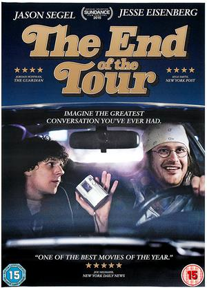 The End of the Tour Online DVD Rental