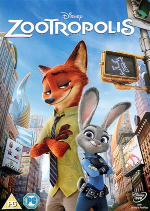Zootropolis Online DVD Rental