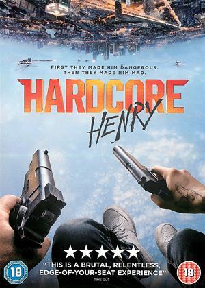 Hardcore Henry Online DVD Rental