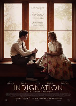 Indignation Online DVD Rental