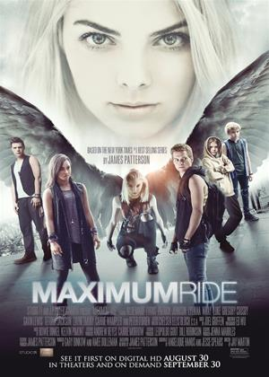 Maximum Ride Online DVD Rental
