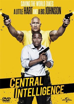 Central Intelligence Online DVD Rental