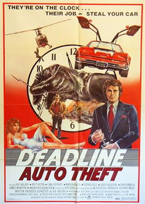 Deadline Auto Theft Online DVD Rental