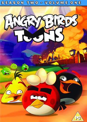 Rent Angry Birds Toons: Series 2: Vol.1 Online DVD Rental