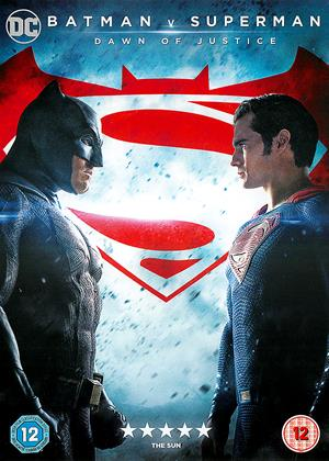 Batman v Superman: Dawn of Justice Online DVD Rental
