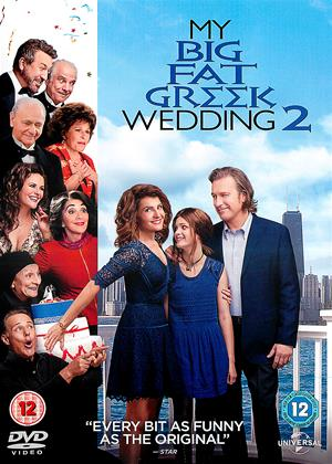 My Big Fat Greek Wedding 2 Online DVD Rental