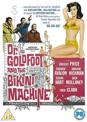Rent Dr. Goldfoot and the Bikini Machine (aka Doctor Goldfoot and his Bikini Machine) Online DVD Rental