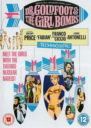Dr. Goldfoot and the Girl Bombs Online DVD Rental