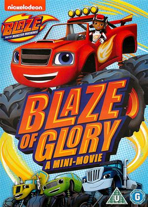 Blaze and the Monster Machines: Blaze of Glory Online DVD Rental