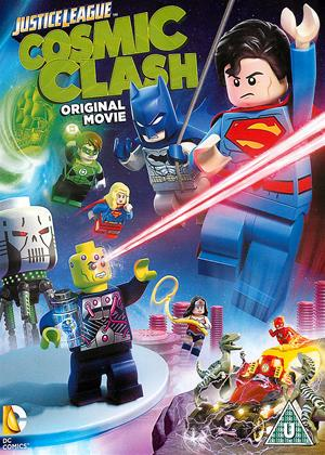 Rent Lego DC Comics Super Heroes: Justice League: Cosmic Clash Online DVD Rental