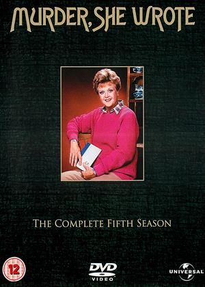 Murder, She Wrote: Series 5 Online DVD Rental