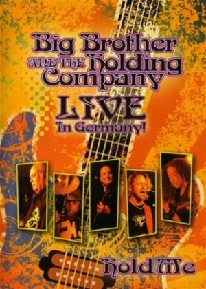 Big Brother and the Holding Company: Hold Me: Live in Germany Online DVD Rental