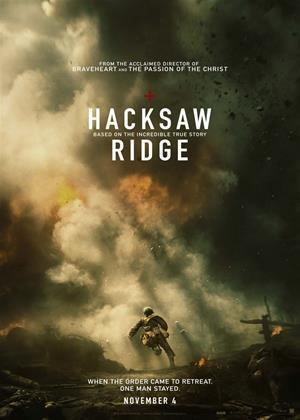 Hacksaw Ridge Online DVD Rental