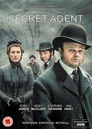 The Secret Agent Online DVD Rental