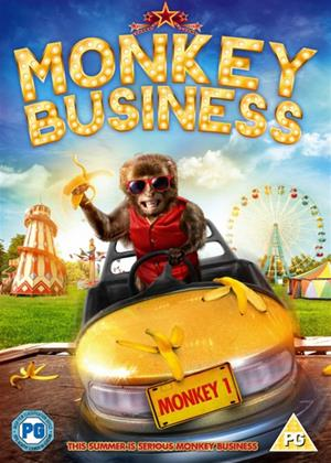 Rent Monkey Business (aka Monkey in the Middle) Online DVD Rental