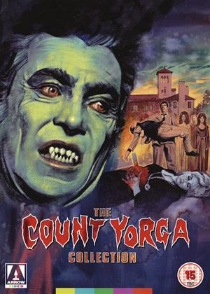 Rent The Count Yorga Collection Online DVD Rental