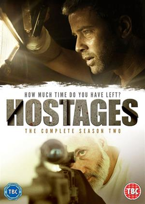 Hostages: Series 2 Online DVD Rental