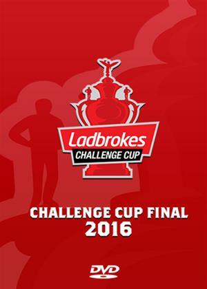 Rent Ladbrokes Challenge Cup Final: 2016 Online DVD Rental