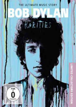 Bob Dylan: Rarities Online DVD Rental