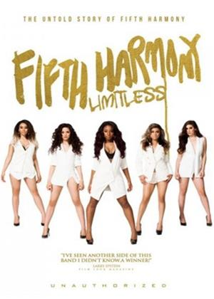 Fifth Harmony: Limitless Online DVD Rental